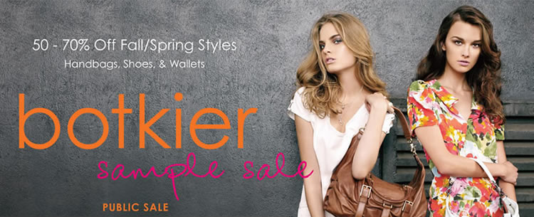 botkier sample sale online